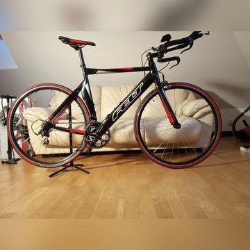 rower Felt S32 triathlon, czasówka, czasowy Wawa