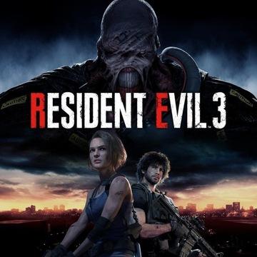 Resident Evil 3 KLUCZ STREAM