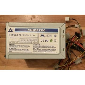 Zasilacz Chieftec GPS-400AA-101A 450 w