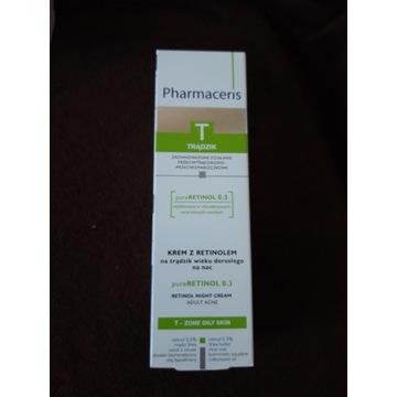 Pharmaceris T Krem z retonolem  na noc