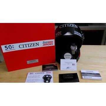 Citizen Eco drive Red Arrows