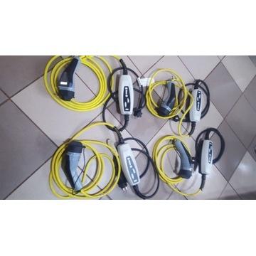 Ładowarka EVSE Typ2.Regulacja prądu. BMW i3 i inne