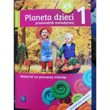 Planeta dzieci przewodnik 4-l