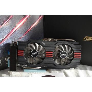 GeForce ASUS GTX 660 DirectCU  II OC 2GB