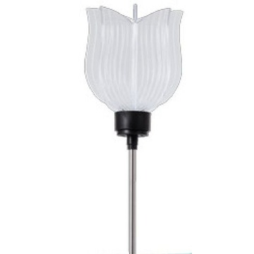 lampa solana lampion solar tulipan kwiat