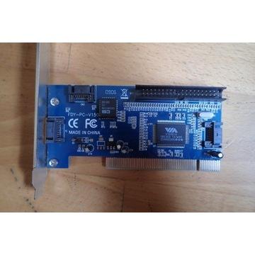 Kontroler SATA VIA VT6421A