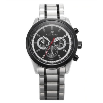 Męski zegarek na rękę Kronen & Söhne KS307