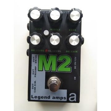 AMT legend M2 przester preamp Marshall