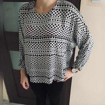 Delikatna bluzka MANGO r. M 38 koszula