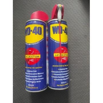 WD 40 wd-40 puszka 450ml z aplikatorem