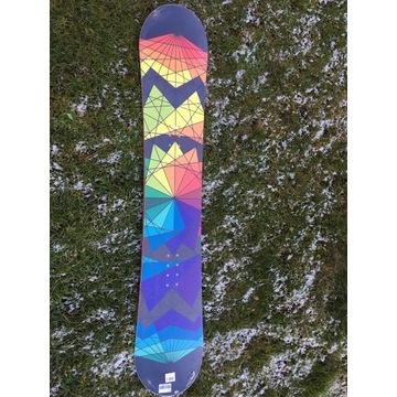 Deska snowboard Felice 155 cm nowa