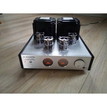 Wzmacniacz Lampowy Manta V3 + Głośniki