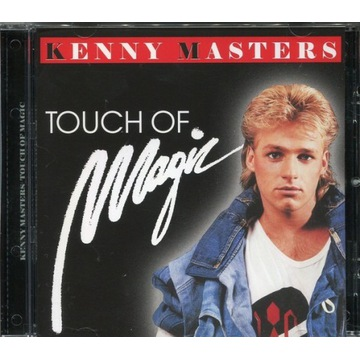 KENNY MASTERS Touch Of Magic BEST OF