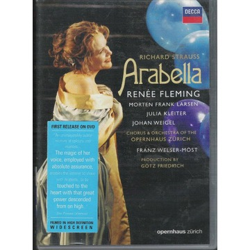 DVD R. STRAUSS Arabella RENEE FLEMING