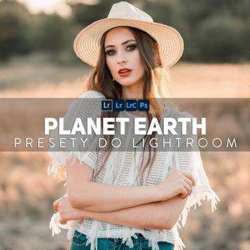 Adobe Lightroom Presety Planet Earth Instagram