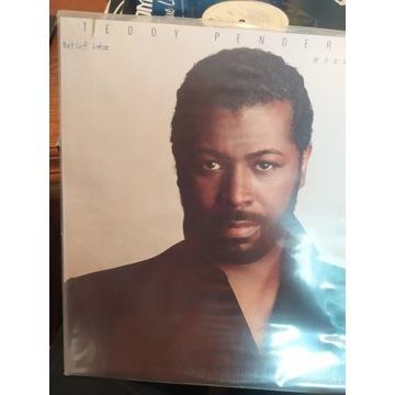 Teddy Pendergrass Workiem it back LP