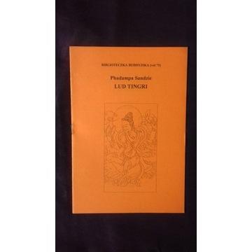 Lud Tingri - Phadampa Sandzie