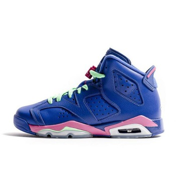 Jordan Nike Air 6 Retro GG Game Royal Blue Pink