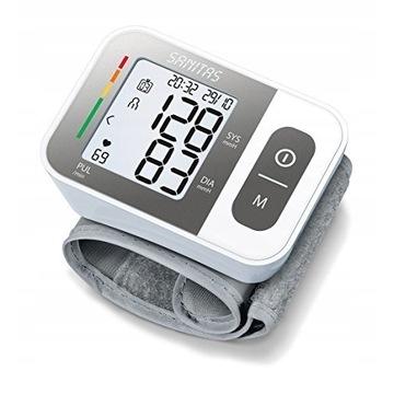 Ciśnieniomierz nadgarstkowy SANITAS SBC 15