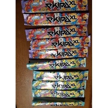 Papierki po lodach EKIPA XL
