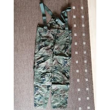 wojskowe SPODNIE GORE-TEX ubranie ochronne wz.128Z