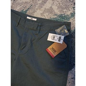 Spodnie męskie damskie VANS chinosy 11/30
