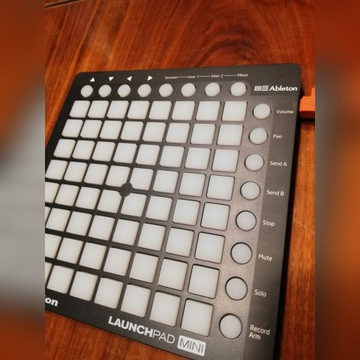 Launchad novation mini mk2