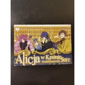 Alicja w krainie serc. T. 3 manga