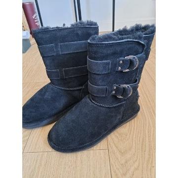 Botki buty zimowe typu emu Bearpaw 39