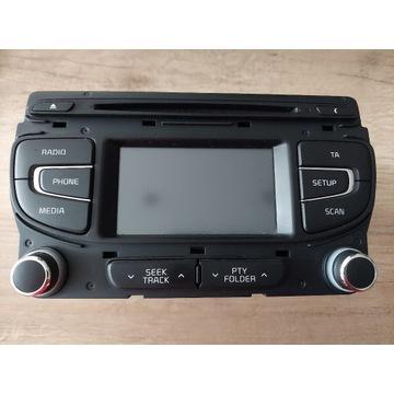 Radio Kia Ceed II AC111A2EE dotykowe, monitor