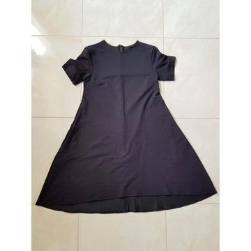 Sukienka ciążowa w kolorze czarnym rozmiar S