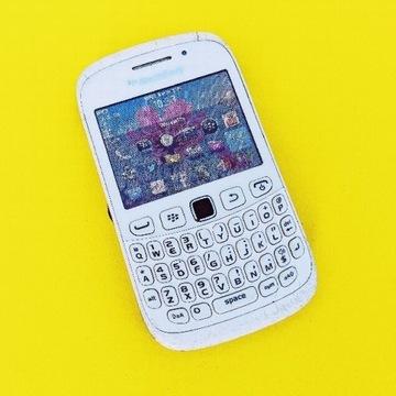 BlackBerry Curve 9320 white bez simlock etui skora
