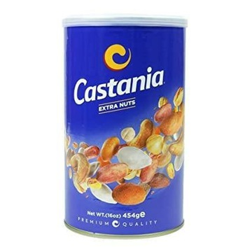 Castania Extra Nuts 454g