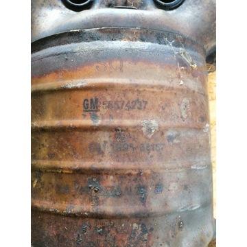 Kolektor wydechowy katalizator a12xer opel sprawny