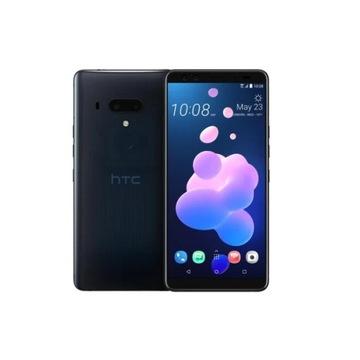 HTC U12+ 6/64GB Dual SIM niebieski, używany 6 m-cy