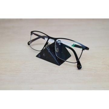 Podstawka z marmuru na okulary Nero Marquina