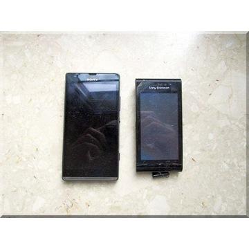 Sony Ericsson Satio U1i Sony Xperia C5303