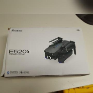 Dron EACHINE E520S GPS 4K 5Ghz 3 baterie
