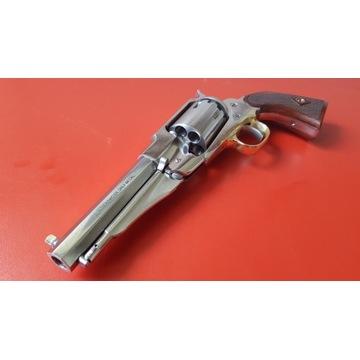 Rewolwer czarnoprochowy Remington Pietta INOX  .44