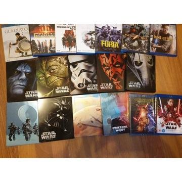 star wars bluray ....Steelbook...