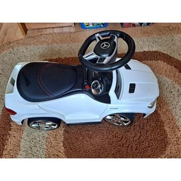 Samochodzik pchacz Mercedes