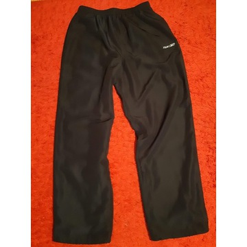 Spodnie dresowe Reebok czarne