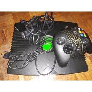 Xbox Classic komplet napęd z pc