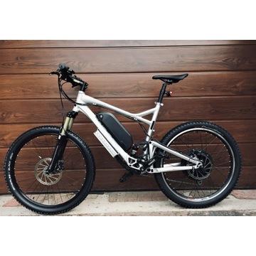GIANT TRANCE 3, rower elektryczny, e-Bike 2000W