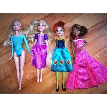 Lalki Barbie cena za całość 80 zł