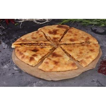 Kuchnia gruzińska - Puri z wieprzowiną 5 szt