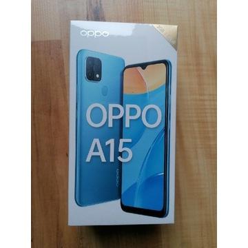 Nowy smartfon Oppo A15