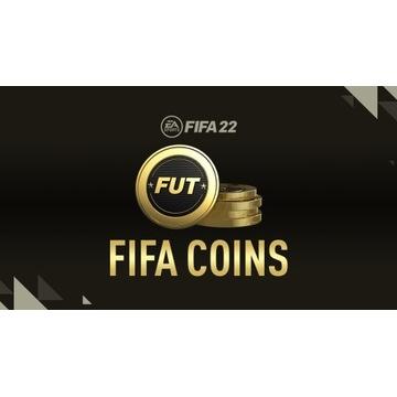 FIFA 22 100K COINS PS4 PS5