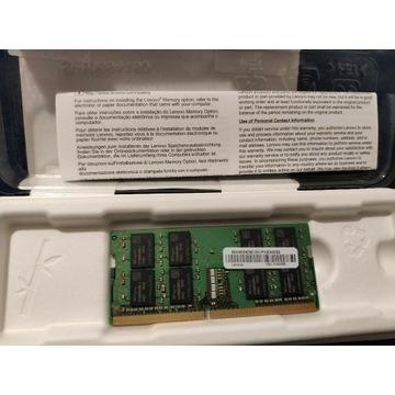 Lenovo RAM 16gb ddr4 sodimm