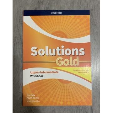 Solutions Gold Upper-Intermediate Ćwiczenia